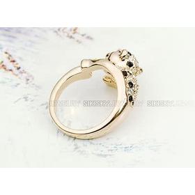 """Кольцо """"Леопард""""1"""