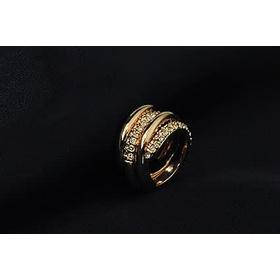 """Кольцо с цирконием """"Империя""""1"""