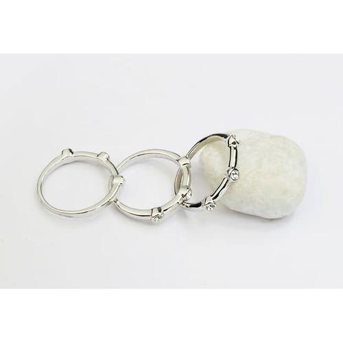 """Кольцо """"Серебрянные капли""""1"""