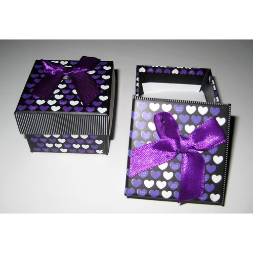 """Упаковка """"Бантик"""", фиолетовый"""